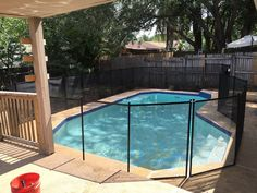 Sanford Pool Fencing - Don't wait to keep your children safe from pool accidents. #PoolSafety