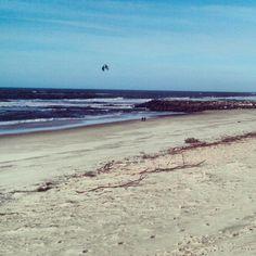 Praia da Vieira in Marinha Grande, Leiria