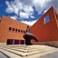 Fragmentos de Tornavuelta: Museo MARCO, la casa del arte contemporáneo en Monterrey #mexico
