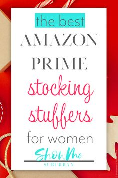 20 Cool Stocking Stuffer Gifts For Her