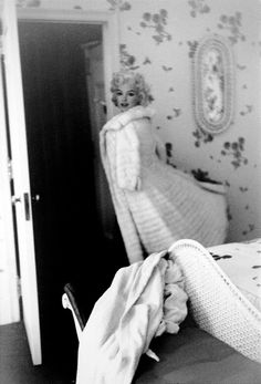 1955: ℳarilyn ℳonroe photographed by Ed Feingersh