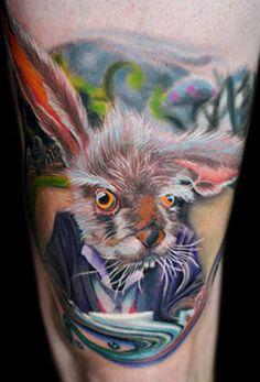 Tattoo Artist - Daniel Rocha - animal tattoo | www.worldtattoogallery.com