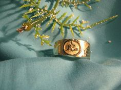 Unser Original Paderborn Ring in 585 Gelbgold