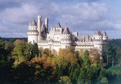 Chateau de Pierrefonds in France