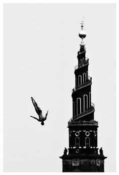 The unexpected....  Copenhagen, Our Saviour's Church – Photographer Peter Hove Olesen