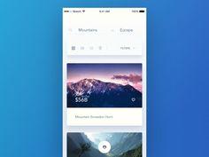 Adrian Zumbrunnen - UX / UI / WEB DESIGN