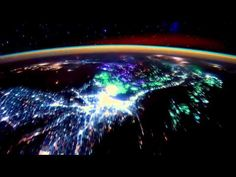 Stunning Timelapse of Earth from the International Space Station - YouTube