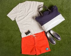 As the warm summer weather rolls back in, with it comes a wave of newstyles and sounds. We layed out six different options for you to choose from no matter what thetemperature outside. From relaxed days at the beach, to cleaned up special occasions, these are the clothes that you should be wearing. Along with our favorite items, we have supplied you with our favorite music. Over 5 hours of it to be exact! Click play and heareverything that we listen to in-store. Hitting The ...
