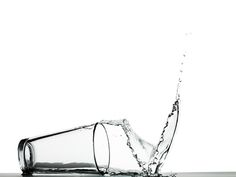 Spilling water glass Water Glass, Still Life, Line Chart, Diagram