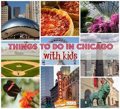 Fun (and some free!) things to do with kids in Chicago!