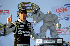 Jimmie Johnson, Dover, 3rd chase race. Lep 243 of 400 laps. 5th win of the season. Started: 8th Finished: 1st. Moved from 3rd to 2nd, -8 points behind points leader Matt Kenseth