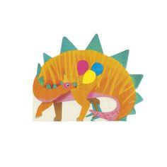 Dinosaur shaped Party Napkins x 16 Sixteen premium quality Dinosaur Party Napkins in the shape of a Dinosaur! These top notch dinosaur-shaped party napkins Dinosaur Party Supplies, Dinosaur Birthday Party, 1st Birthday Parties, Birthday Party Decorations, Party Animals, Animal Party, Pony Party, Party Napkins, Napkins Set