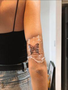 my butterfly tattoo 🦋 - Tattoo ideen - - my butt. - my butterfly tattoo 🦋 – Tattoo ideen – – my butterfly tattoo - Dainty Tattoos, Pretty Tattoos, Unique Tattoos, Beautiful Tattoos, Small Tattoos, Unique Tattoo Designs, Little Tattoos, Mini Tattoos, Body Art Tattoos