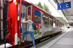 Das Bärenland in Arosa im Schweizer Kanton Graubünden ist eine wunderbarer Ausflugstipp für die ganze Familie. Es gibt zahlreiche schöne Aktivitäten, die sich mit dem Besuch des Bärenlands in Arosa verbinden lassen für einen tollen Tag in den Schweizer Bergen. Kanton, Bergen, Fair Grounds, Fun, Travel, Arosa, Swiss Guard, Tourism, Travel Advice