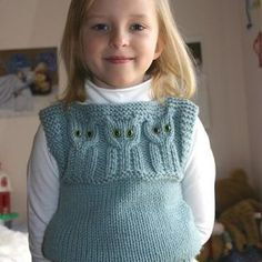 Quick to Knit Animal Vests pattern by Barbara Boulton Here it is! My grandma knitted this for me when I was a kid (almost 25 years ago). Ravelry: Quick to Knit Animal Vests pattern by Barbara Boulton Baby Sweater Knitting Pattern, Knit Vest Pattern, Baby Knitting Patterns, Crochet Patterns, Baby Vest, Baby Cardigan, Crochet Baby, Knit Crochet, Crochet Rope