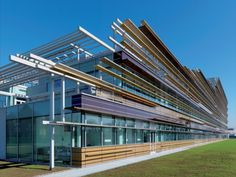 3m Italia Headquarters / Mario Cucinella Architects