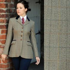 Equestrian Fashion, Equestrian Style, Horse Riding Clothes, Dame, Suit Jacket, Blazer, Sport, Jackets, Outfits