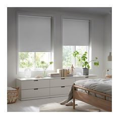 IKEA beige TRETUR block-out roller blind, cordless for increased child safety, x various widths (blind + additional for the roller) Room Darkening Blinds, Armoire Pax, Grey Roller Blinds, Cellular Blinds, Ceiling Materials, Ikea Usa, Ikea Family, Blinds Design, Fabric Blinds