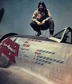 "pistonwings: ""A collection of nose art "" Aircraft Photos, Ww2 Aircraft, Fighter Aircraft, Nose Art, Military Photos, Military History, Fighter Pilot, Fighter Jets, Train D'atterrissage"