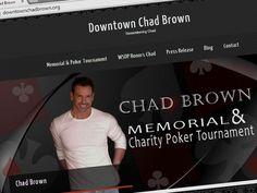 Torneo de Poker de caridad en memoria de Chad Brown   http://www.allinlatampoker.com/torneo-de-poker-de-caridad-en-memoria-de-chad-brown/