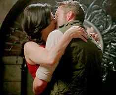 Robin Hood and the queen