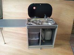 REMOVABLE COOKER POD FOR CAMPER VAN IDEAL FOR VW T4 & T5r