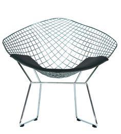 Diamond Chair - Harry Bertoia - Fauteuils design - Meubles & Design : reproductions de mobilier de designers