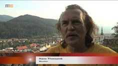Hans Theessink am Brucker Schlossberg