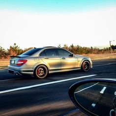 DRIVING BENZES — Mercedes-Benz C 63 AMG Edition 507 (Instagram...