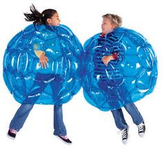 $29.88 Buddy Bumper Ball...I want an adult size and I want to run around my house bumping into walls!