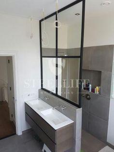 Bathroom Inspo, Bathroom Inspiration, Bathroom Renos, Bathroom Interior, Bedroom With Bath, Wet Rooms, Home And Deco, Planer, Sink