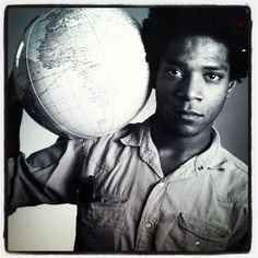 Jean-Michel Basquiat by Hilton Brothers