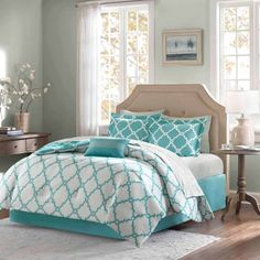 Home Essence Becker Complete Bed Set - Walmart.com
