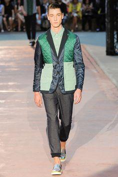 Antonio Marras Spring 2015 Menswear Collection Slideshow on Style.com