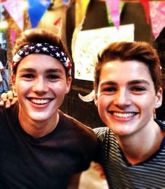 jacks and finn harries