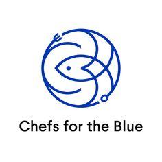 Chefs for the Blue - YES / RYOHEI KANEDA Animal Logo, Yes, Logos, Blue, Logo