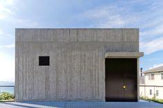 GroBartig Nobuo Araki Entwirft Ein Betonhaus In Der Präfektur Kanagawa
