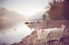 Montana Baby | outdoor newborn photography