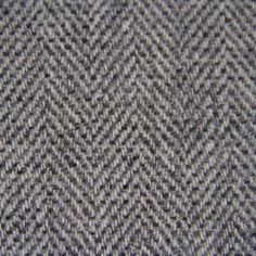 Classic herringbone tweed in the colours of Silver Birch. £58/m