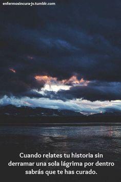 Curada estoy de tu traición JPR. ´Dios y mi Divinidad me enviaron enseñanzas para fortalecer mi vida, las cuales agradezco y entiendo. Solte todos los apegos y ahora estoy completa, sigo adelante con gran alegría que mi historia tendrá  capítulos felices que contar.