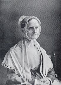 Lucretia Mott dedicated herself to the twin causes of antislavery and women's rights. She harbored runaways slaves in her Philadelphia home and agitated for Negro suffrage and education when emancipation was finally won. As she wrote, spoke, and attended women's conventions, younger feminists recognized that Mott's early leadership had been crucial in the infancy of the women's rights movement.