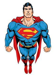 Superman (White BG)