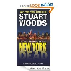 New York Dead (Stone Barrington Novels) I read all these books years ago and I want to read them again now.