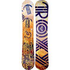 Roxy Eminence C2BTX Snowboard - Women's 2013