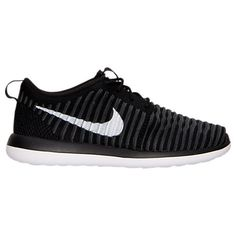 size 4.5 Boys' Grade School Nike Roshe Two Flyknit Casual Shoes| Finish Line