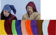 7 Pack Assorted Color Dwarf Hats - http://www.specialdaysgift.com/7-pack-assorted-color-dwarf-hats/