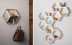 Decofilia Blog   Ideas para decorar con hexágonos                              …