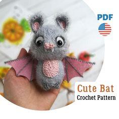 Crochet Animal Patterns, Crochet Doll Pattern, Crochet Patterns Amigurumi, Crochet Dolls, Doll Patterns, Crocheted Toys, Amigurumi Toys, Crochet Ideas, Pattern Cute