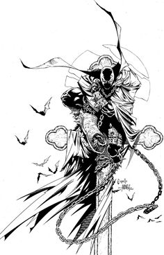 Spawn | Greg Capullo