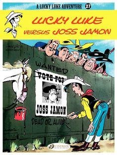 Lucky Luke 27 - Lucky Luke Versus Joss JamonEnglish   CBR   50 Pages   19.46 MB